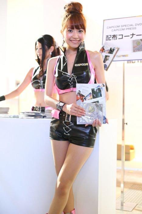 Девушки с Asia Game Show 2012 - Изображение 25
