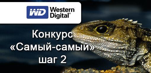 Мини-конкурс «Самый-самый» от Western Digital. Шаг второй - Изображение 1