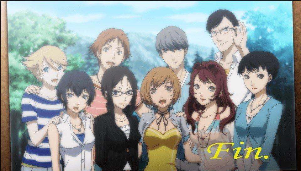 На основе Persona 4 Golden выпустят аниме-сериал - Изображение 1