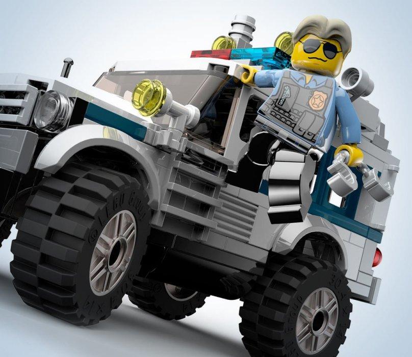 Рецензия на LEGO City Undercover - Изображение 1