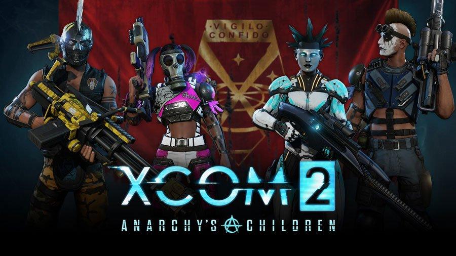 «Дети анархии» позволят прихорошиться героям XCOM 2 - Изображение 1
