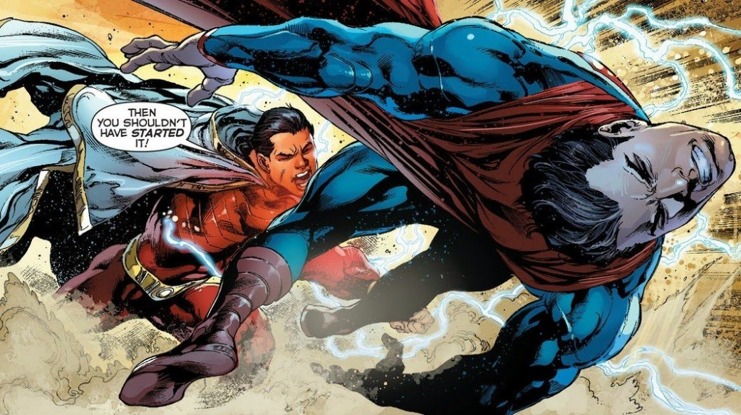 «Шазам» с Дуэйном Джонсоном будет частью киновселенной DC - Изображение 2