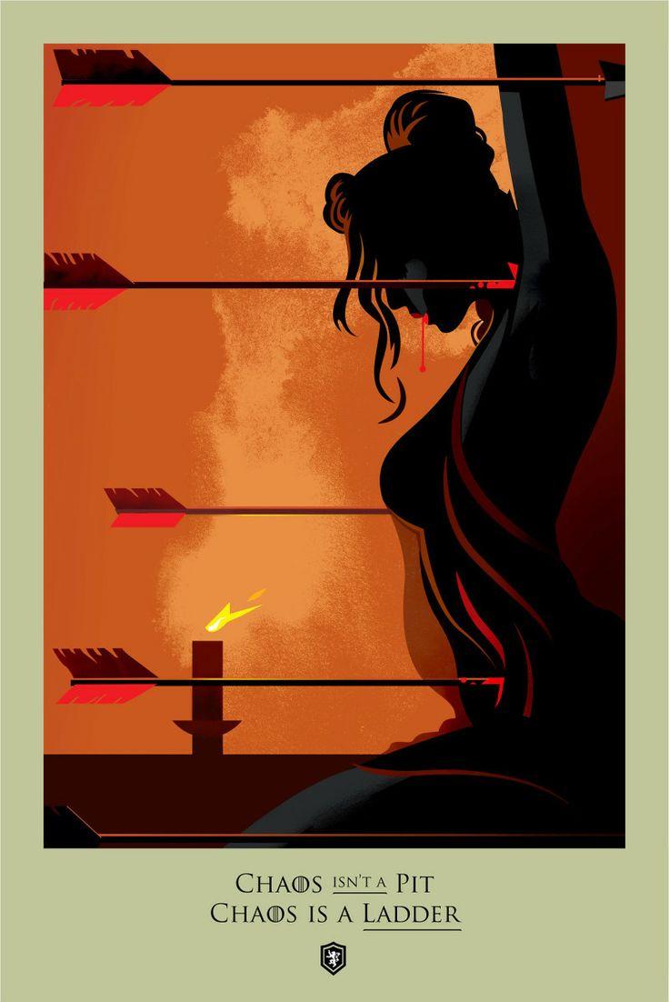 Лучший арт по «Игре Престолов» - Изображение 34