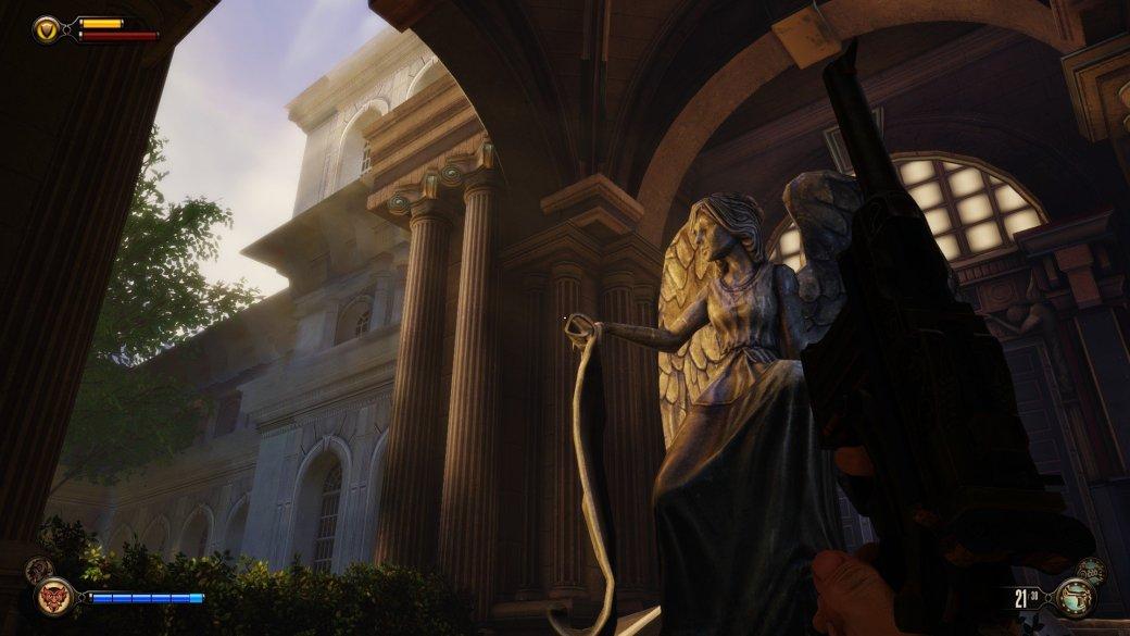 Обзор игры Bioshock: Infinite - Изображение 2