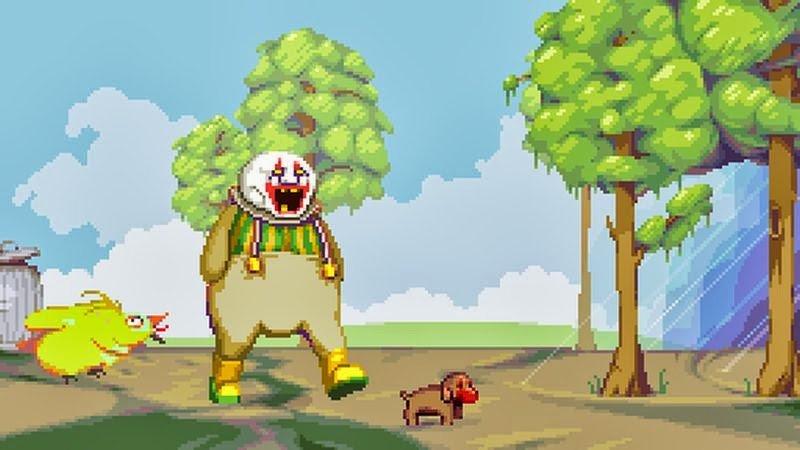 Игра о клоуне-доброхоте нашла издателя  - Изображение 1