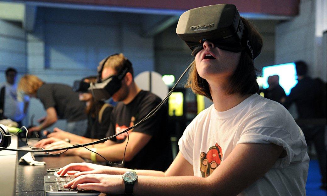 Создатели Oculus Rift запатентовали дизайн устройства  - Изображение 1