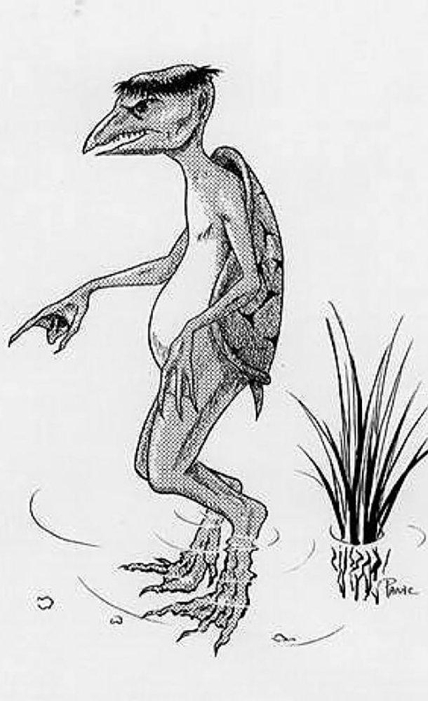 Странные существа из японских мифов, которых вы встретите в Nioh - Изображение 30