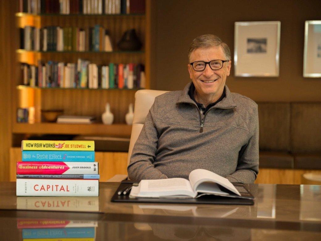 Билл Гейтс предлагает обложить налогами роботов
