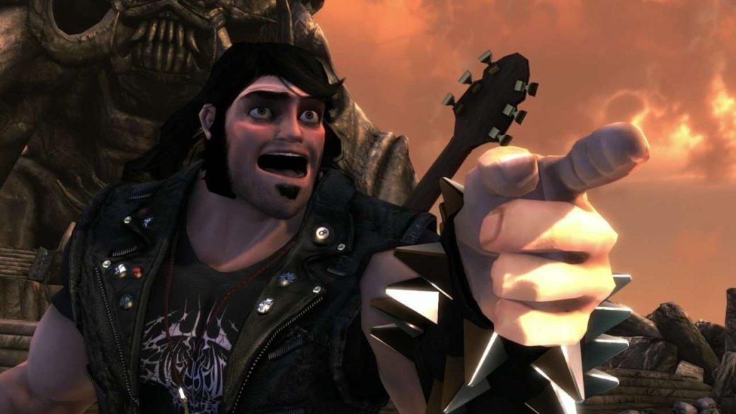 Тим Шейфер хочет продолжить Brutal Legend - Изображение 1