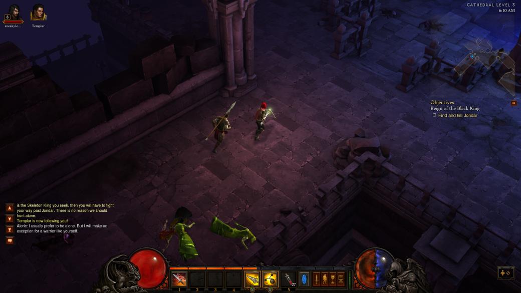 Ошибка Diablo III сделала игру непроходимой. - Изображение 1
