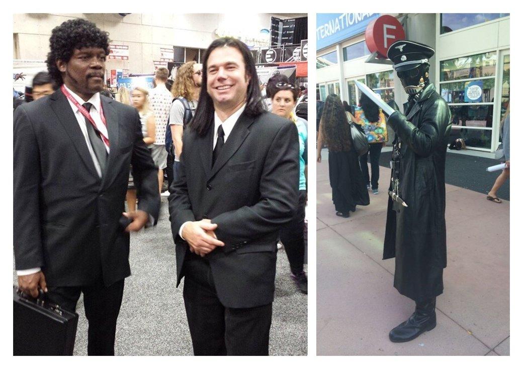 Косплей Comic-Con - Изображение 16