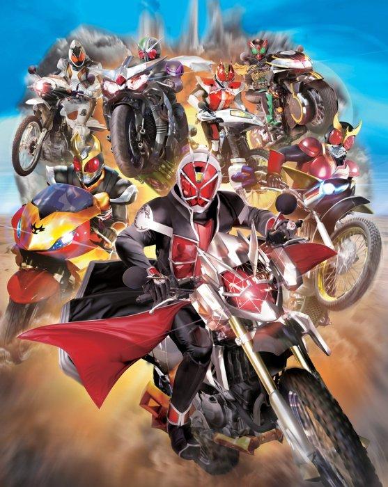 Kamen Rider Battride War | Рецензия наощупь - Изображение 1