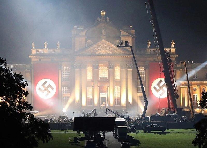 В «Трансформерах 5» будут нацисты, Черчилль и мини-диноботы - Изображение 1