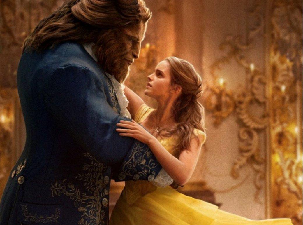 Фильм «Красавица ичудовище» завыходные стал лидером проката в Российской Федерации