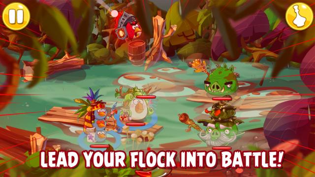 Angry Birds превратят в пошаговую ролевую игру - Изображение 1
