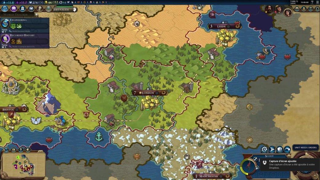 Civilization VI – лучшая в серии? Критики склоняются именно к этому  - Изображение 1