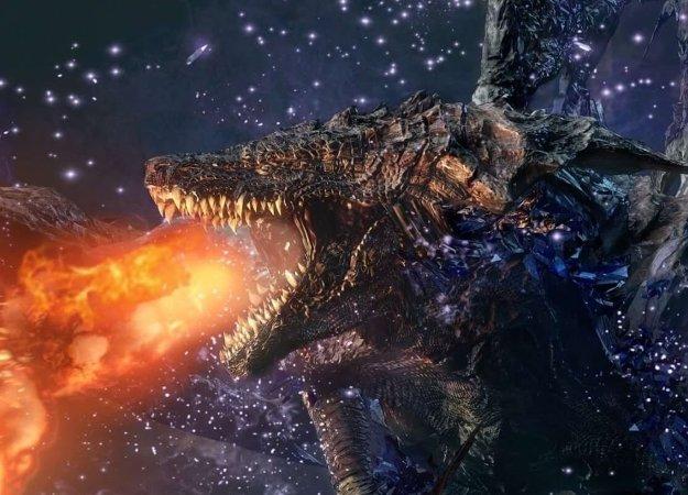 Дракона Dark Souls 3: The Ringed City победил игрок водних трусах - Изображение 1
