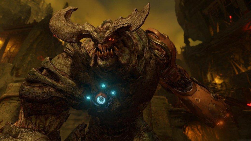 Все о Doom 4 с QuakeCon 2015: мультиплеер за Ревенанта и новые скрины - Изображение 6