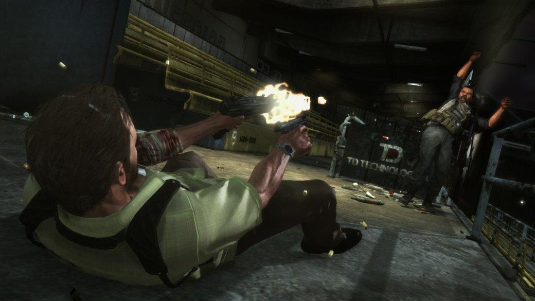 Нео-нуар: впечатления от Max Payne 3. - Изображение 4