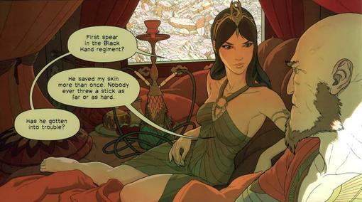 Комиксы: Nonplayer - Изображение 3
