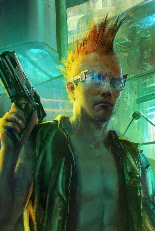 """Создатели """"Ведьмака 2"""" готовят киберпанк-игру - Изображение 1"""