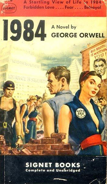Ода абсолютной власти: Джордж Оруэлл, «1984» - Изображение 4