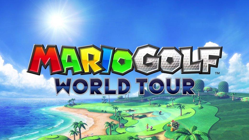 Mario Golf для 3DS дебютировала в японском чарте на втором месте - Изображение 1
