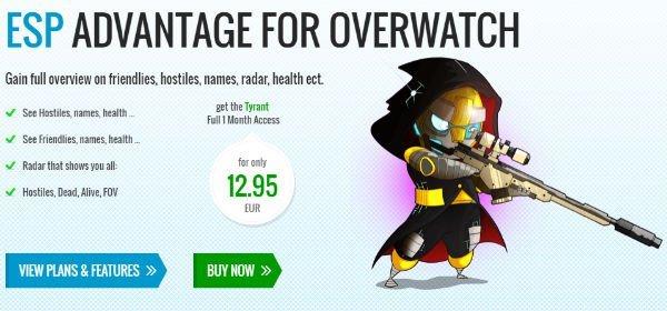 Blizzard судится с непобедимыми создателями читов для Overwatch - Изображение 1