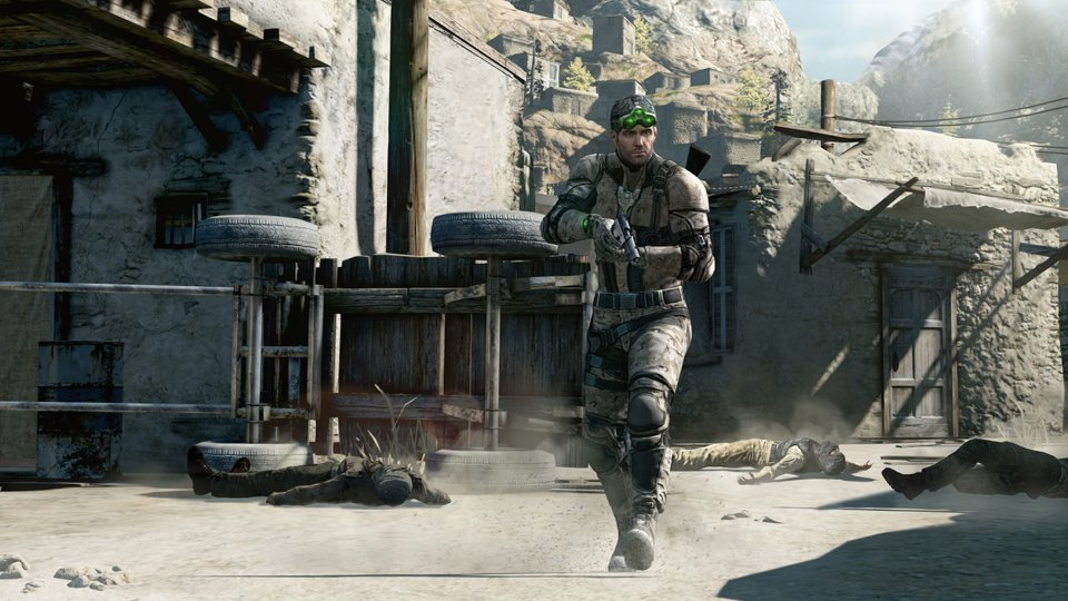Gamescom 2012: Splinter Cell: Blacklist  - Изображение 3