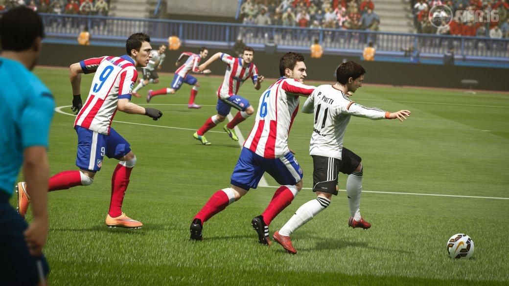 Впечатления от демо-версии FIFA 16 - Изображение 2
