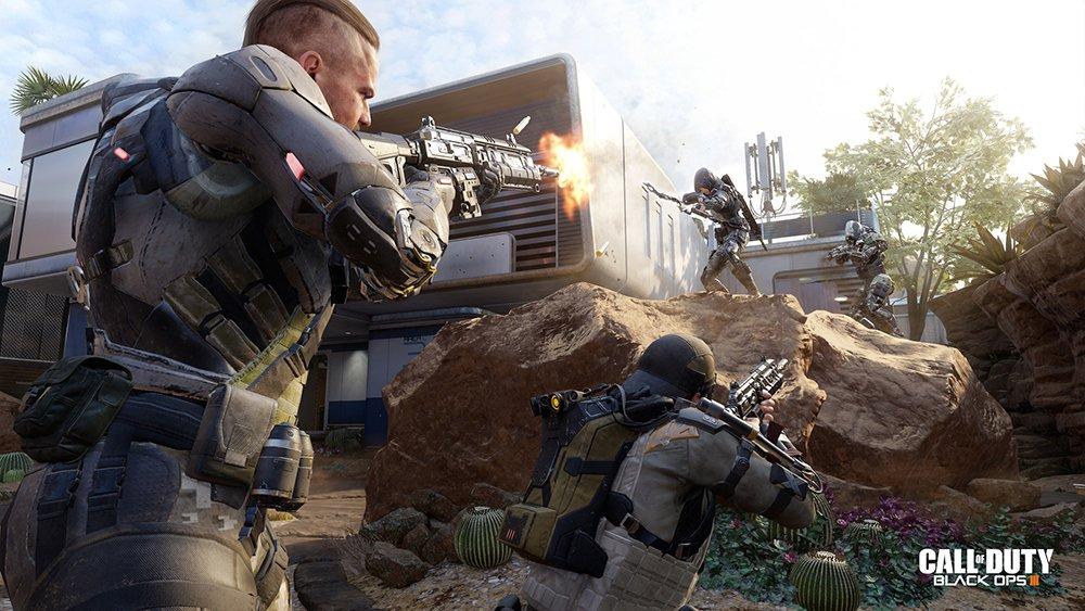 PlayStation 3 и Xbox 360-версии Black Ops 3 остановились на 30fps. - Изображение 1