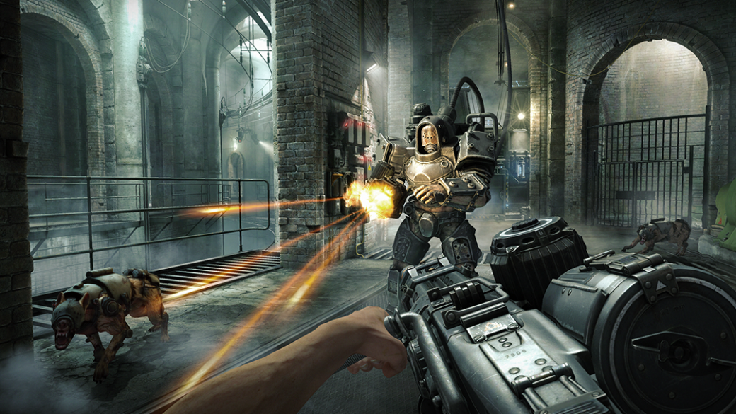 5 вещей, которые нужно знать о Wolfenstein: The Old Blood - Изображение 6