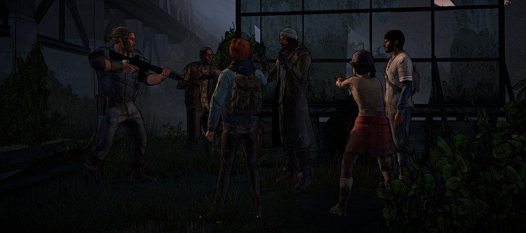 Рецензия на The Walking Dead: The Telltale Series - A New Frontier. Обзор игры - Изображение 7