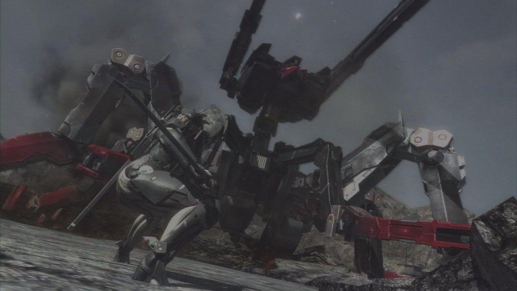 Metal Gear Rising: Revengeance - Сверхскоростной Боевик  - Изображение 4