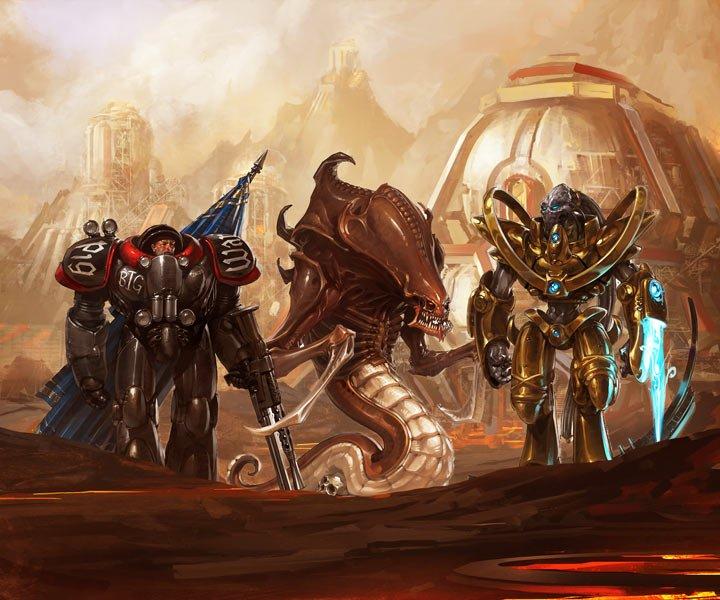 Гладиаторские бои в StarCraft II: Heart of the Swarm - Изображение 1