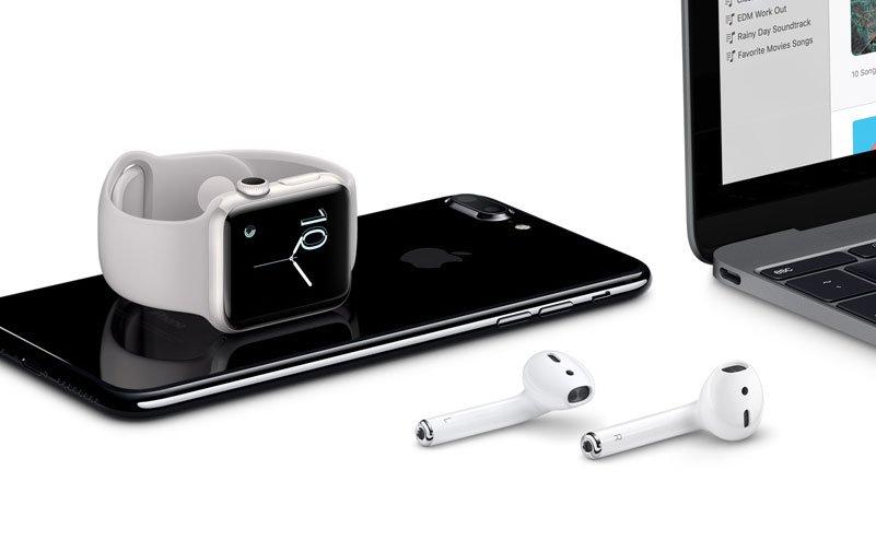 Продажи беспроводных наушников Apple AirPods стартуют совсем скоро. - Изображение 1