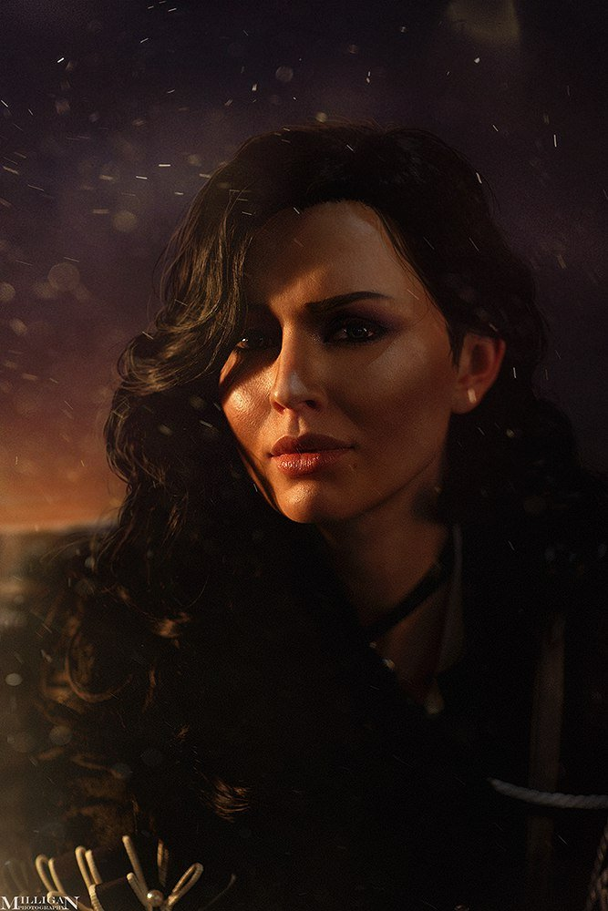 Косплей дня: две разных Йеннифэр изThe Witcher3. Какую выберетевы? - Изображение 13