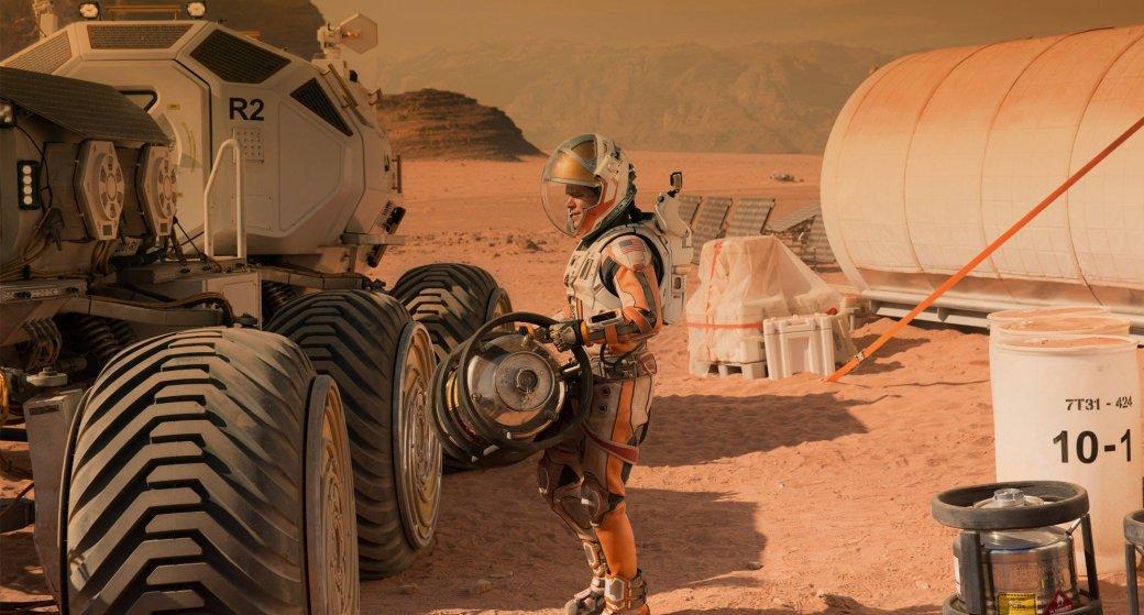 Рецензия на «Марсианина» - Изображение 12
