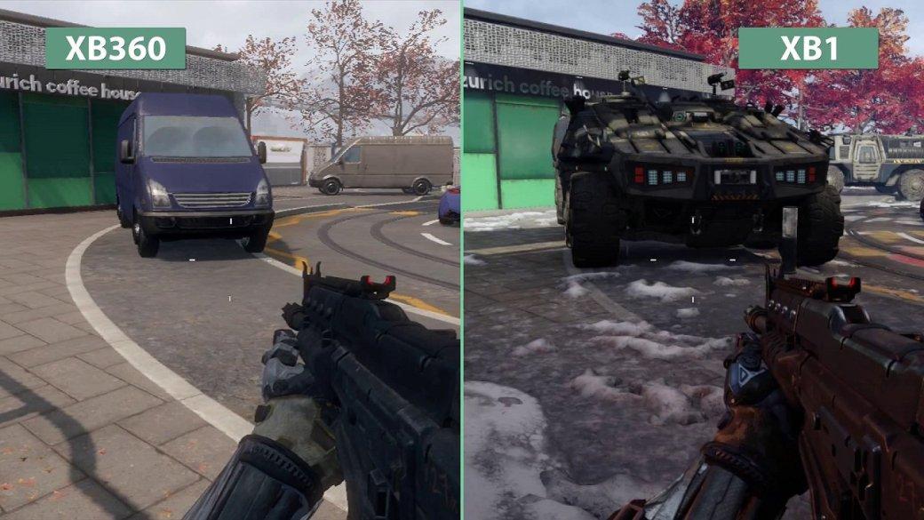 Мультиплеер Black Ops 3 на PS3 и Xbox 360 выглядит немногим лучше BO2 - Изображение 1