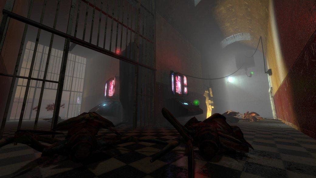 В феврале выйдет Prospekt, большой «самопальный» аддон к Half-Life 2 - Изображение 1