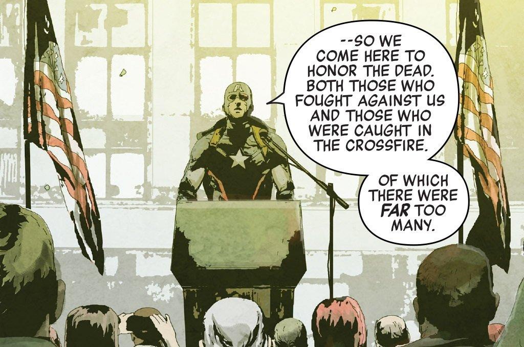 Secret Empire: Гидра сломала супергероев, и теперь они готовы убивать. - Изображение 13