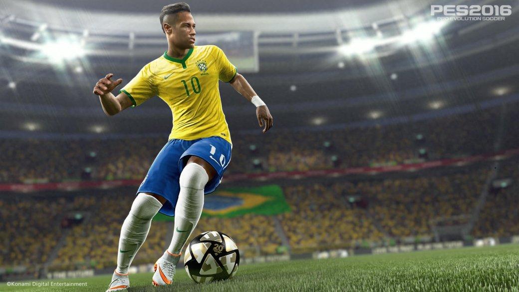 Впечатления от демо-версии Pro Evolution Soccer 16. - Изображение 3