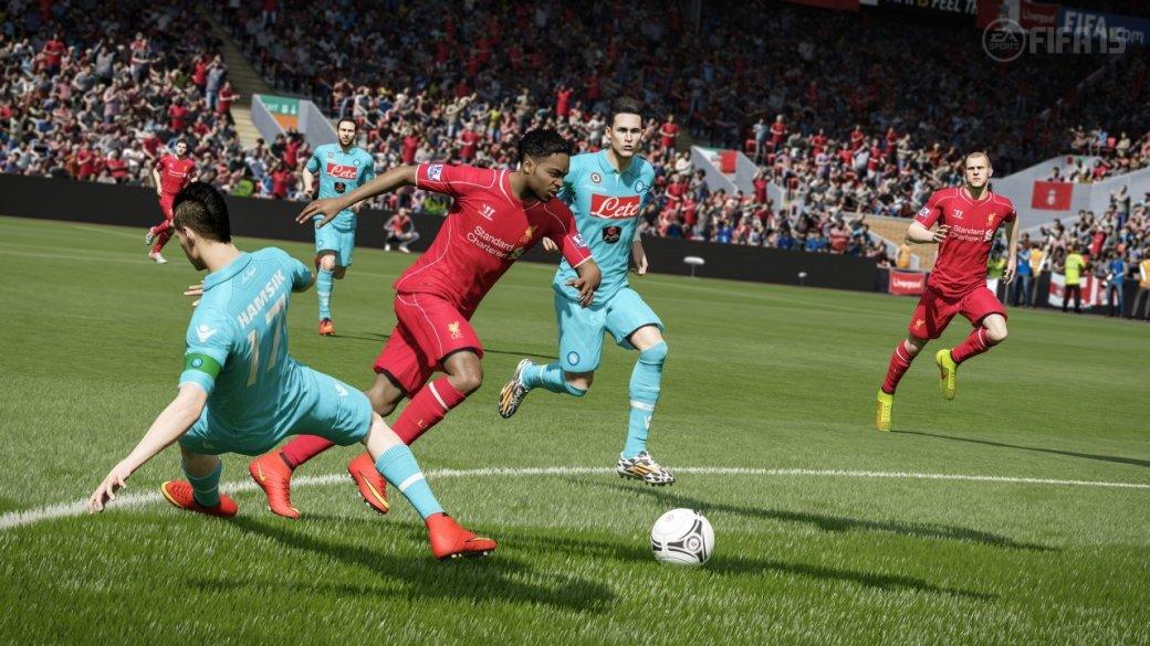FIFA 15 отбилась от Shadow of Mordor в британском чарте - Изображение 1