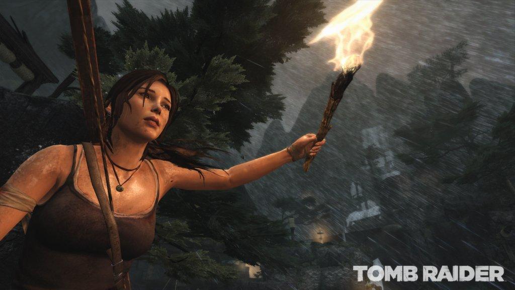 5 вещей, которые вы не знали о Tomb Raider - Изображение 5