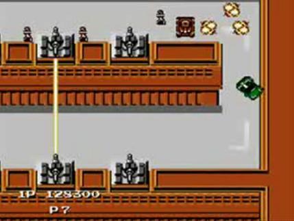 Ретро: Jackal для Dendy/NES - Изображение 3