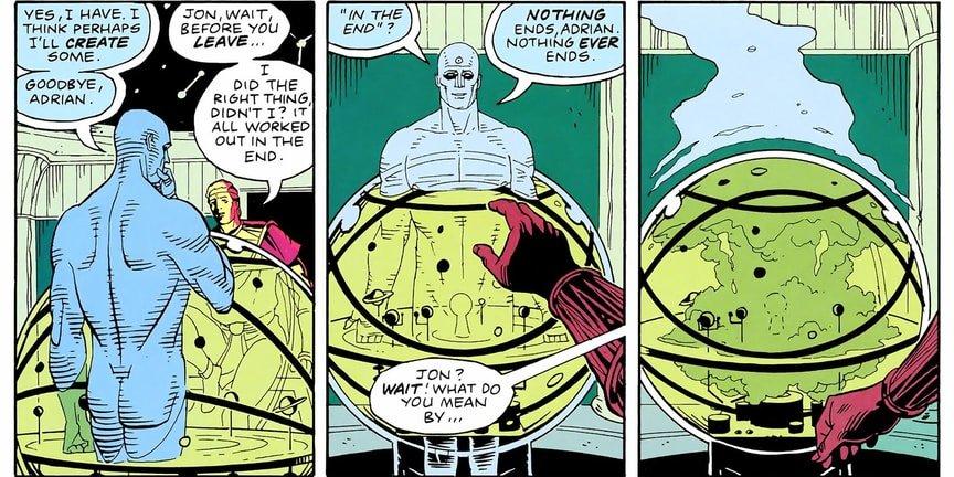Где искать Хранителей в комиксах DC Rebirth?. - Изображение 7