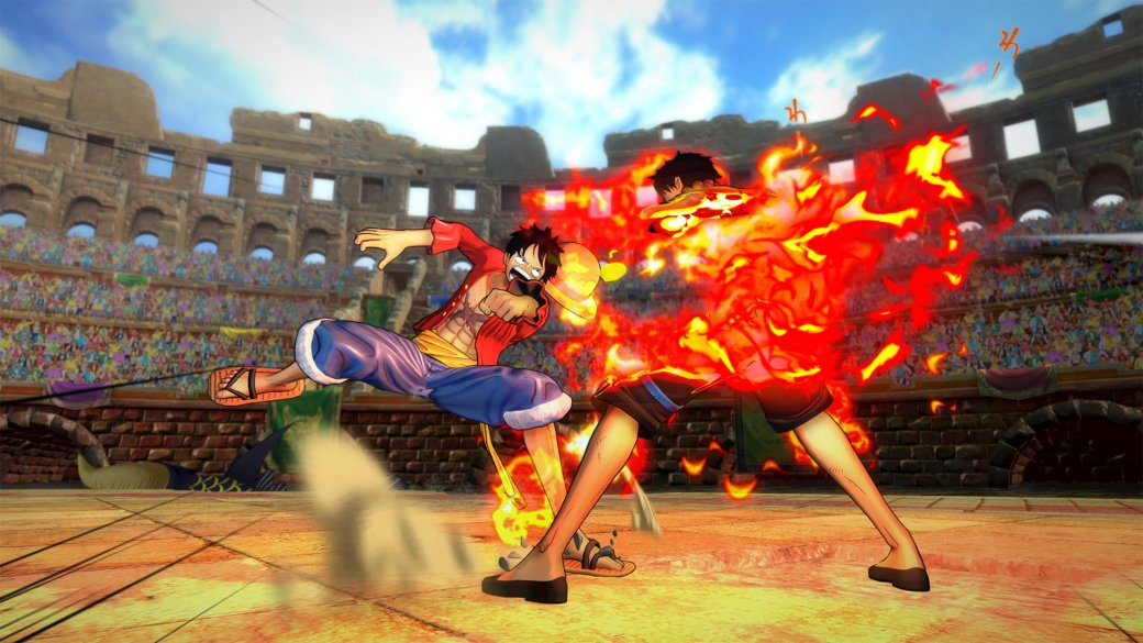 One Piece: Burning Blood выйдет на PS4, PS Vita и Xbox One в 2016 году - Изображение 1