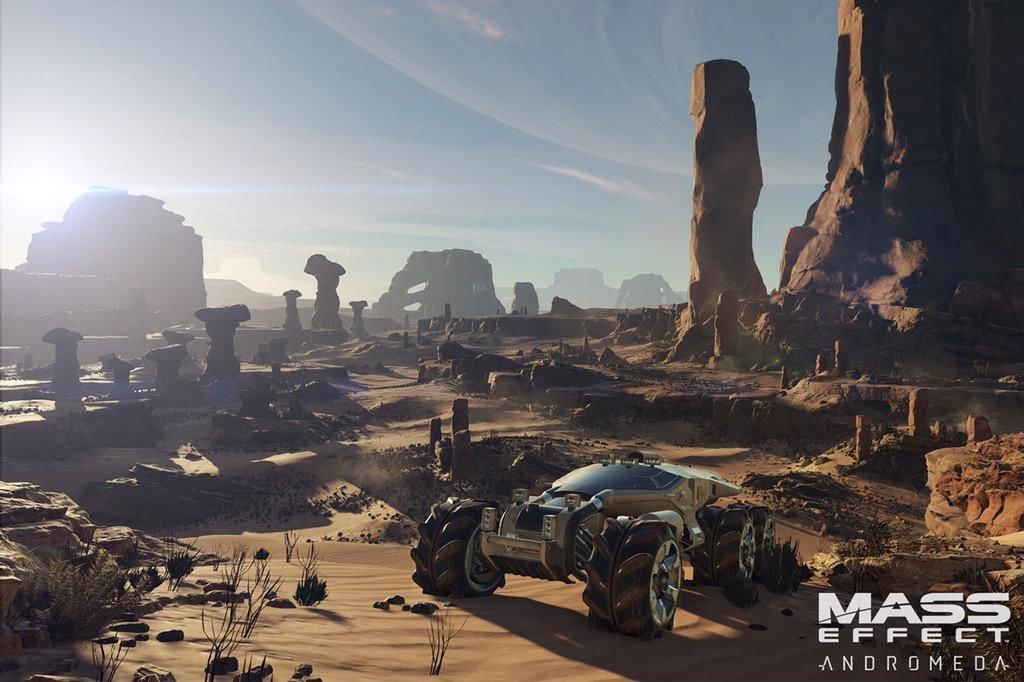 Анонсирована Mass Effect: Andromeda (видео), выйдет в 2016 году - Изображение 2
