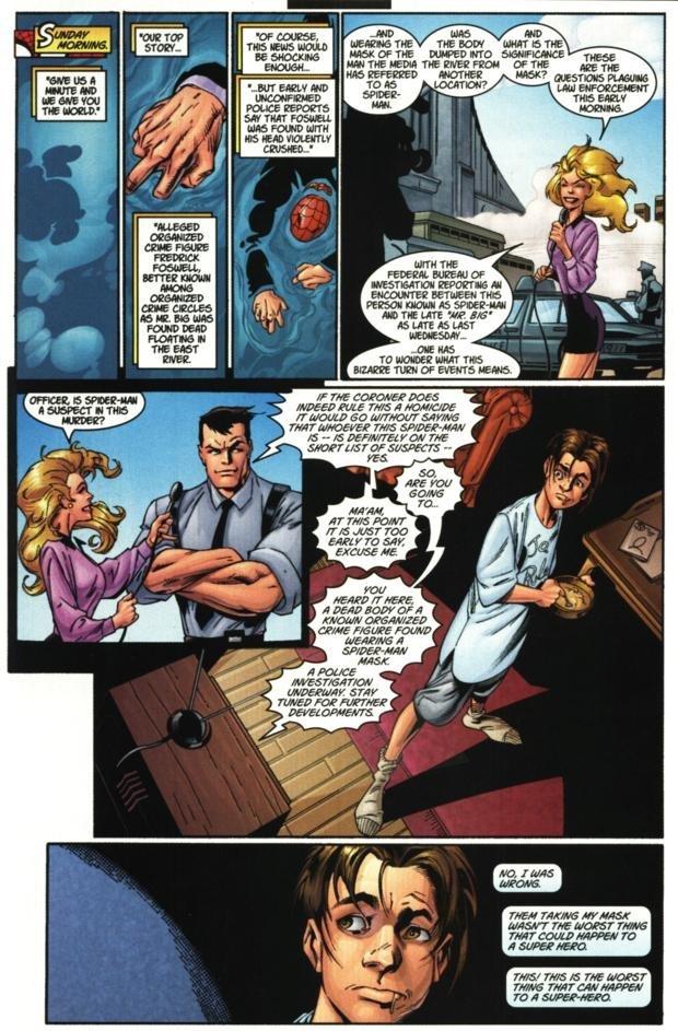 Легендарные комиксы про Человека-паука, которые стоит прочесть. Часть 2. - Изображение 11