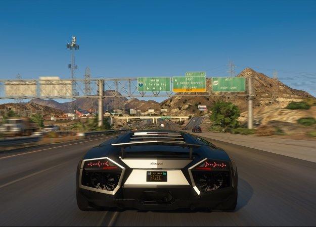 Еще никогда GTA 5 невыглядела так реалистично. Все из-за этого мода. - Изображение 1